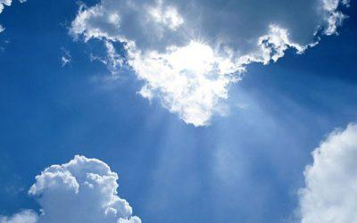 La luz del primer día de la creación